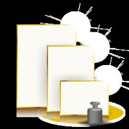 Karten Metapaper Premium