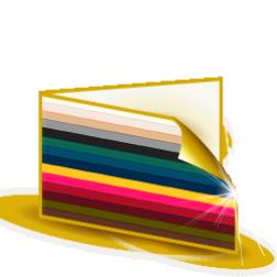 Gmund Colors Klappvisitenkarten