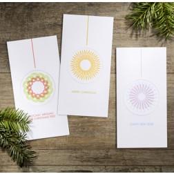Weihnachts-Kollektion Kartenset