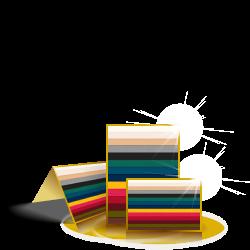 Karten Gmund Colors