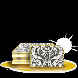 Visitenkarten Letterpress-Designs
