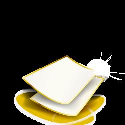 Briefbogen klassisch