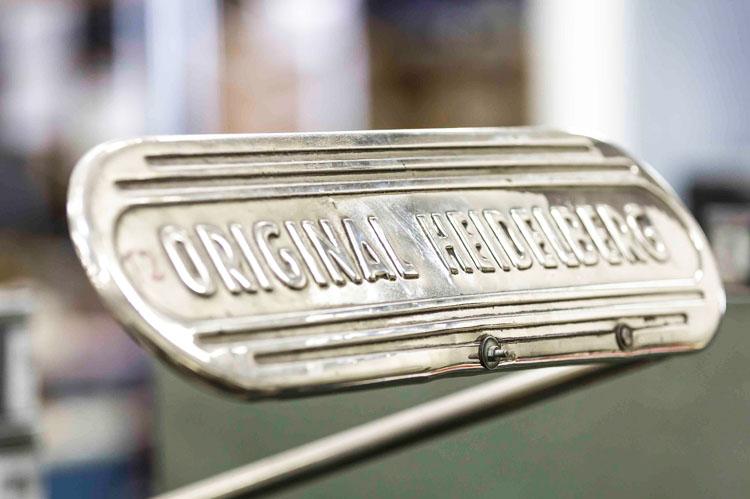 Original Heidelberger Tiegel